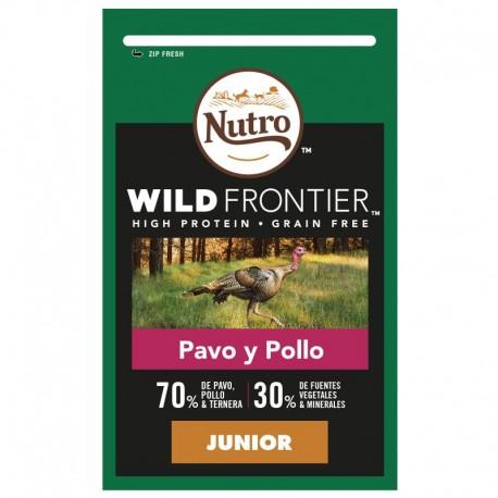 Nutro Wild Frontier Puppy Pollo y Pavo
