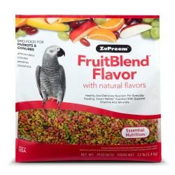 Zupreem Fruitblend Multifrutas Loros