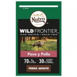 Nutro Wild Frontier Pavo y Pollo Medianas