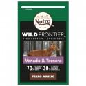 Nutro Wild Frontier Venado y Ternera Medianas