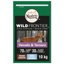 Nutro Wild Frontier Venado y Ternera Grandes
