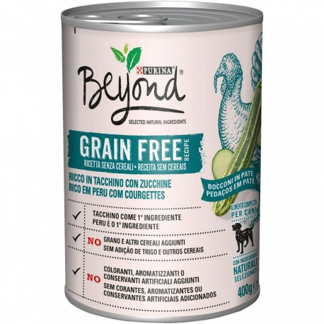 Beyond Grain Free Pavo