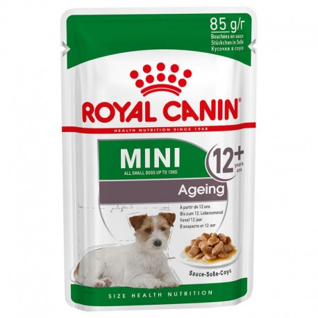 Royal Canin Mini Adult +12 Húmeda
