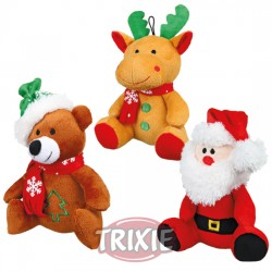 Peluches Navidad Perros