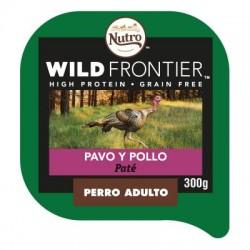 Nutro Wild Frontier Pavo y Pollo