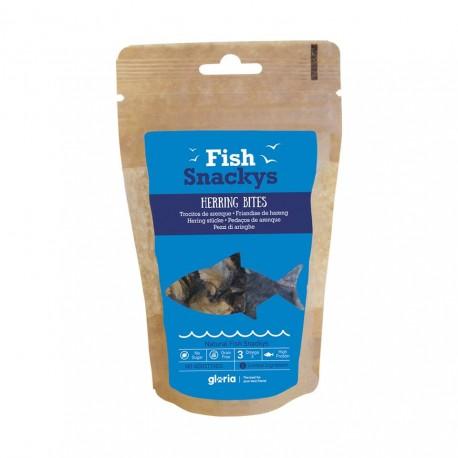 Fish Snackys Trocitos Arenque