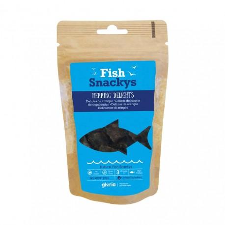 Fish Snackys Delicias Arenque
