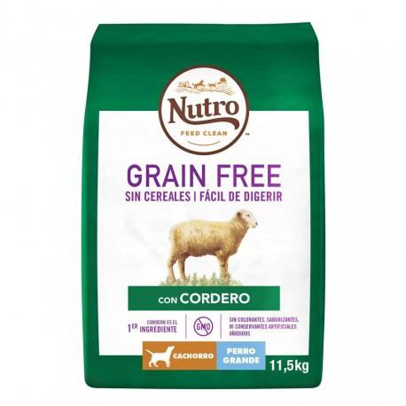 Nutro Grain Free Cachorros Razas Grandes