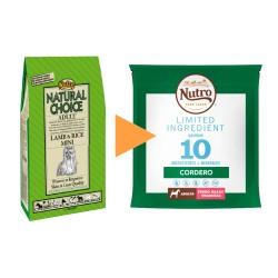Nutro Ingredientes Limitados Razas Pequeñas