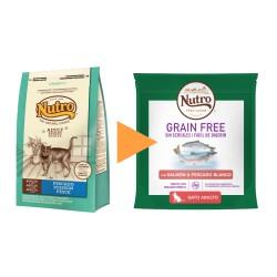 Nutro Grain Free Salmón