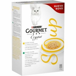 Purina Gourmet Crystal Soup Pollo