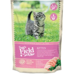 Sam's Field Kitten