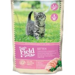 Sam's Field Kitten