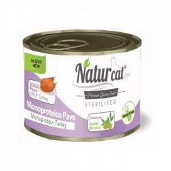 Naturcat Monoproteico Pavo