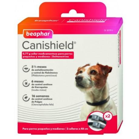 Collar Canishield 48 cm