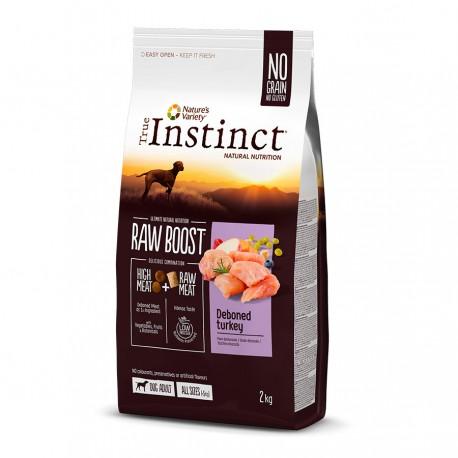 True Instinct Raw Boost Pavo