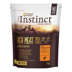 True Instinct High Meat Pollo Campero