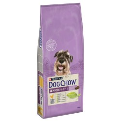 Dog Chow Senior Pollo