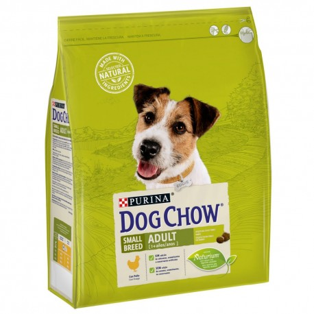 Dog Chow Adulto Razas Pequeñas