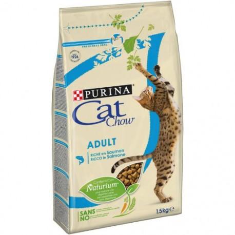 Cat Chow Adulto Salmón
