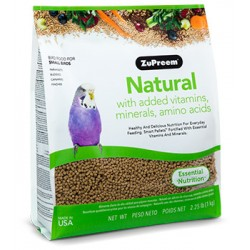Zupreem Natural Multicereales periquitos