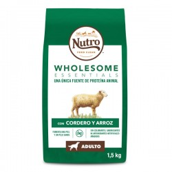 Nutro Wholesome essentials adulto razas medianas cordero