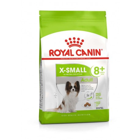 Royal Canin X-Small Adult+8