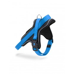 Arnés Memopet NFC Azul