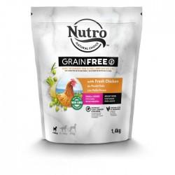 Nutro Grain Free Adulto Razas Pequeñas