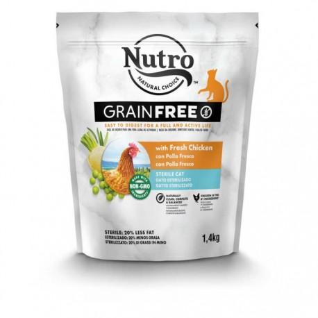Nutro Grain Free Esterilizado