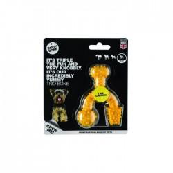Tasty Bone Trio Toy