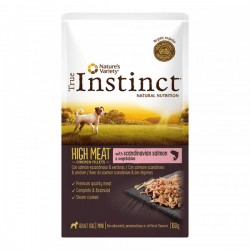 True Instinct High Meat Mini Paté Salmón