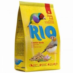Rio Alimento Diario Aves Exóticas