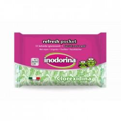 Inodorina Toallitas Pocket Clorhexidina