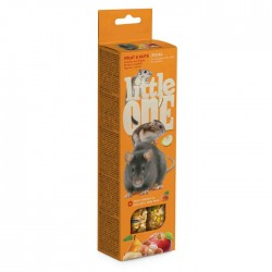Little One Sticks Fruta y Frutos Secos