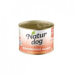 Naturdog Monoproteico Grain Free Salmón