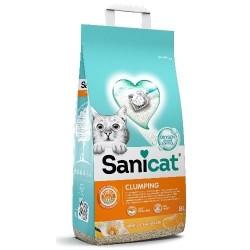 Sanicat Duo Clumping Gatos