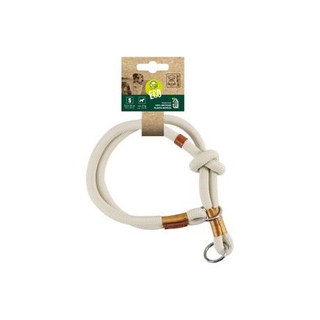 M-Pets Collar Eco Blanco