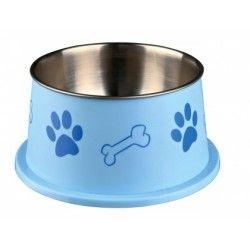 Comedero para perros con orejas largas