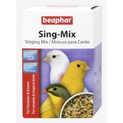 Alimento Suplementario para canarios y pájaros exóticos