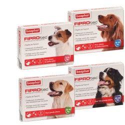 Pipetas Fiprotec para perros