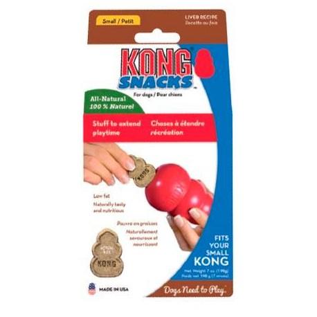 Snacks Kong sabor hígado
