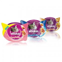 Whiskas Temptations para gatos