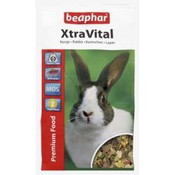 Alimento Xtravital para conejos