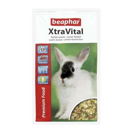 Alimento Xtravital para Conejos Junior