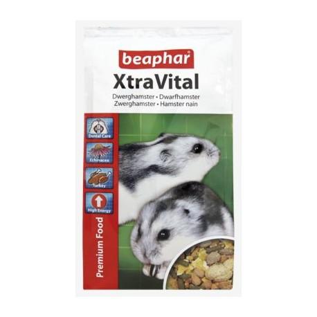 Alimento Xtravital para hámster enano