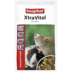 Alimento Xtravital para ratas