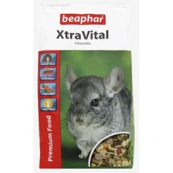 Alimento Xtravital para Chinchillas