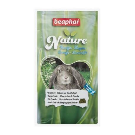 Alimento Nature para conejos
