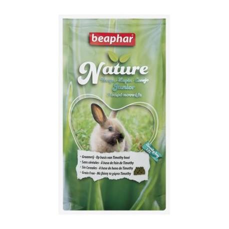 Alimento Nature para conejos junior